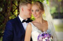 Классическая свадьба в сиреневом цвете Светланы и Романа