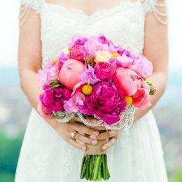 Свадебный букет и приметы, связанные с ним