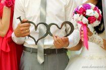 Обряд заковывания свадьбы