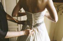 Советы по примерке свадебного платья в салоне