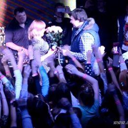 Предложение руки и сердца рэпера G-Nise на собственном концерте