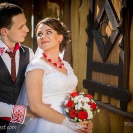 Свадьба в казачьем стиле Алексея и Виктории