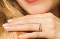 Современные обручальные кольца