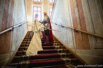 Свадьба в средневековом стиле Максима и Наталии