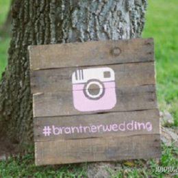Свадебные хештеги в Инстаграме