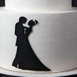 История любви на свадебном торте