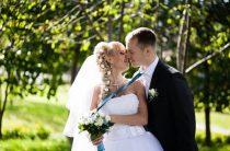 Свадьба в бирюзовом цвете Татьяны и Георгия
