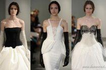 Свадебные платья от Vera Wang 2014 на неделе свадебной моды в Нью-Йорке