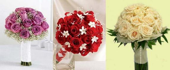 свадебные букеты в интернет-магазине