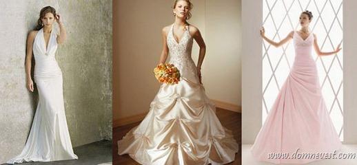 свадебное платье для девы