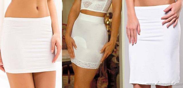 свадебная корректирующая юбка для невесты