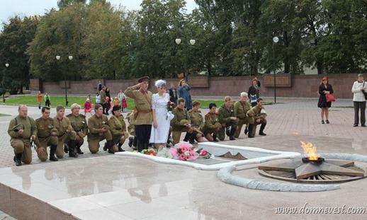 тематическая свадьба в России