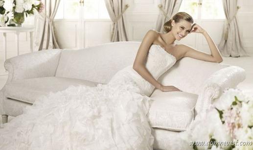 когда покупать свадебное платье