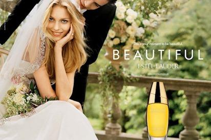 свадебные духи от Estee Lauder Beautiful
