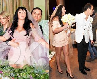 свадебное платье Лолиты