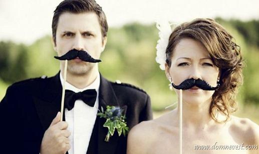 свадебный мовембер