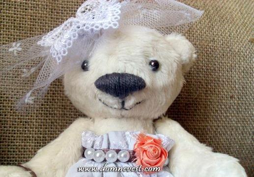 свадебная игрушка невеста