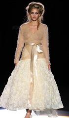 Свадебная кофта от Иоахим Верду
