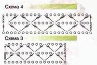 схема 3,4