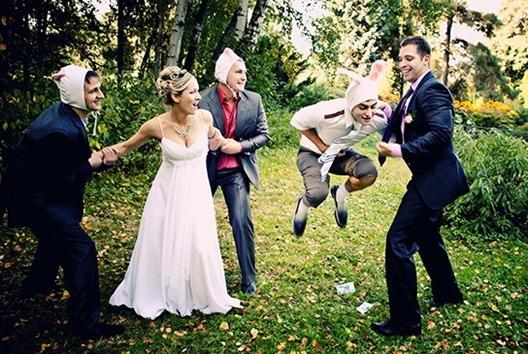 похищение невесты драка