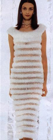 Свадебные платья с мехом